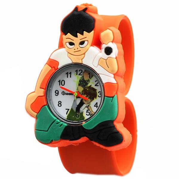 փոքրիկ Cartoon Watch WristWatch Մանկական - Մանկական ժամացույցներ - Լուսանկար 3