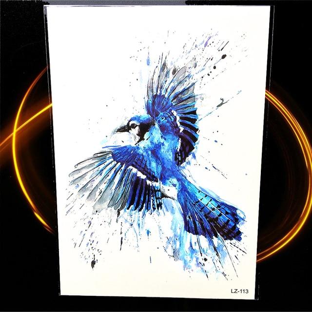 Blue Jay Flying Tattoo | www.pixshark.com - Images ...