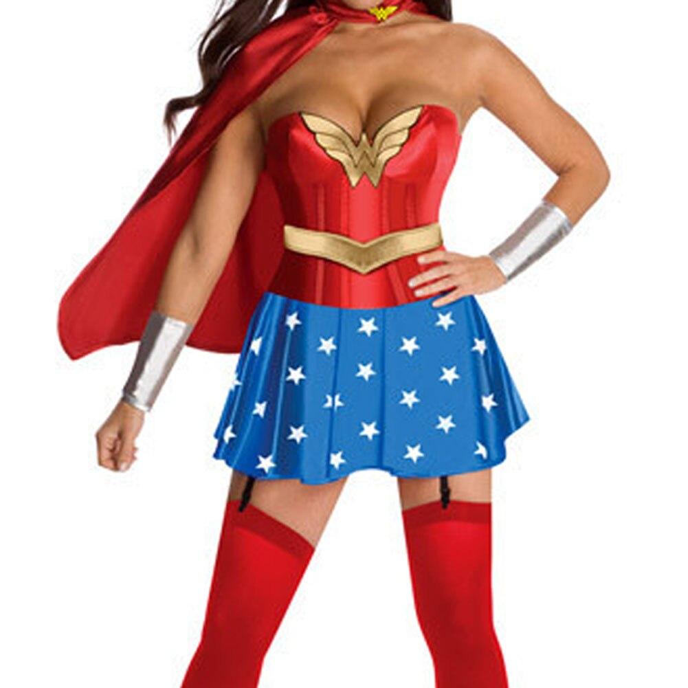 Wonder woman halloween ideas-5185