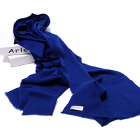 100%Cashmere Sky Blue Pink Scarf Women's Wrap Solid Black Camel High Quality Natural Fabric Extra Soft Warm Delivered