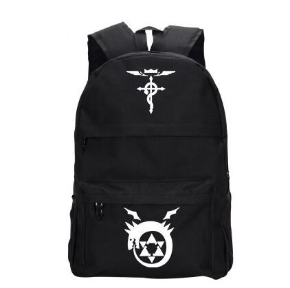 Sac à dos en métal achemist haute qualité pour hommes et femmes unisexe sac à dos style preppy étudiant