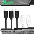Aukey Быстрое Зарядное Устройство Кабель Micro Usb [5-Pack] для Android Мобильные Телефоны Mp3-плееры USB 2.0 Мужчина к Micro B Синхронизации и Кабель Для Зарядки