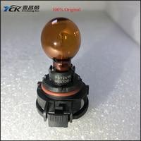 1 ud. YCK Original PSY24W M2070B 12V 24W Color ámbar halógeno niebla intermitente bombilla P 168133 (genuino y usado)