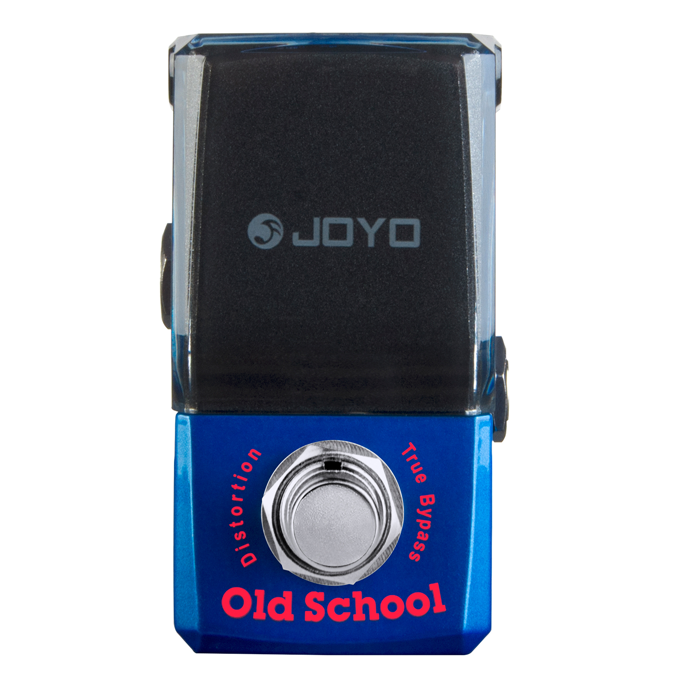 ФОТО Joyo Old School Distortion Guitar Effect Pedal True Bypass Ironman JF-313