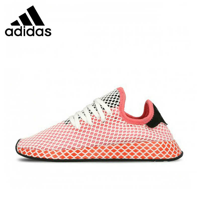 2e2b666839811 ADIDAS DEERUPT RUNNER Unisex Running Shoes Breathable Stability Support  Sports Sneakers For Men And Women Shoes