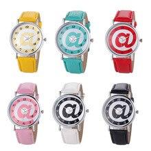 SmileOMG Hot Marketing Women Watch Fashion Campanula Women Diamond Analog Leather Quartz Wrist Watch Watches ,Aug 19