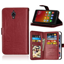 Coque Fundas 9 Card Holders Case For Xiaomi Mi4 Mi 4 M4 Cover PU Leather Flip Stand Multi-function Wallet Photo Frame phone Bags