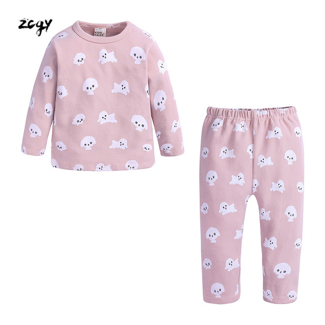 85f0d12d4 2019 Toddler Pajamas Sets Baby Girl and Boys Clothes Sweet Dreams ...