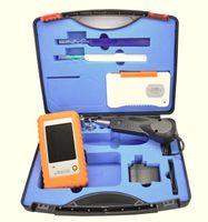 Fibra Óptica Kit De Limpeza Com sonda de inspeção de inspeção microscópio De Vídeo 1.25/2.5mm caixa Limpa Caneta Limpa