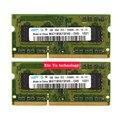 Пожизненная гарантия для Samsung DDR3 2 ГБ 4 ГБ 1333 мГц PC3-10600S DDR 3 2 г портативный ноутбук памяти первоначально 204PIN SODIMM