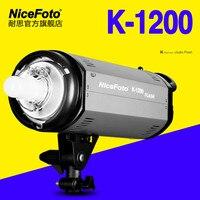 NiceFoto Студия флэш серии k 1200 Вт портрет одежда торжественное платье вспышки света