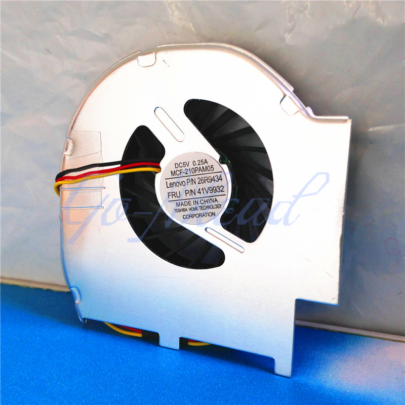 Laptop Accessories Qualified New Laptop Cpu Cooling Cooler Fan For Ibm Lenovo Thinkpad T60 T60p Mcf-210pam05 26r9434 41v9932 Toshiba Product Attractive And Durable
