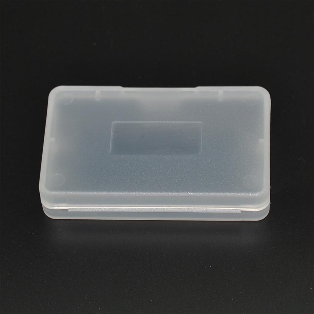 5 PCS Plastik Permainan Cartridge Kasus Kotak Penyimpanan Penutup - Permainan dan aksesoris - Foto 6