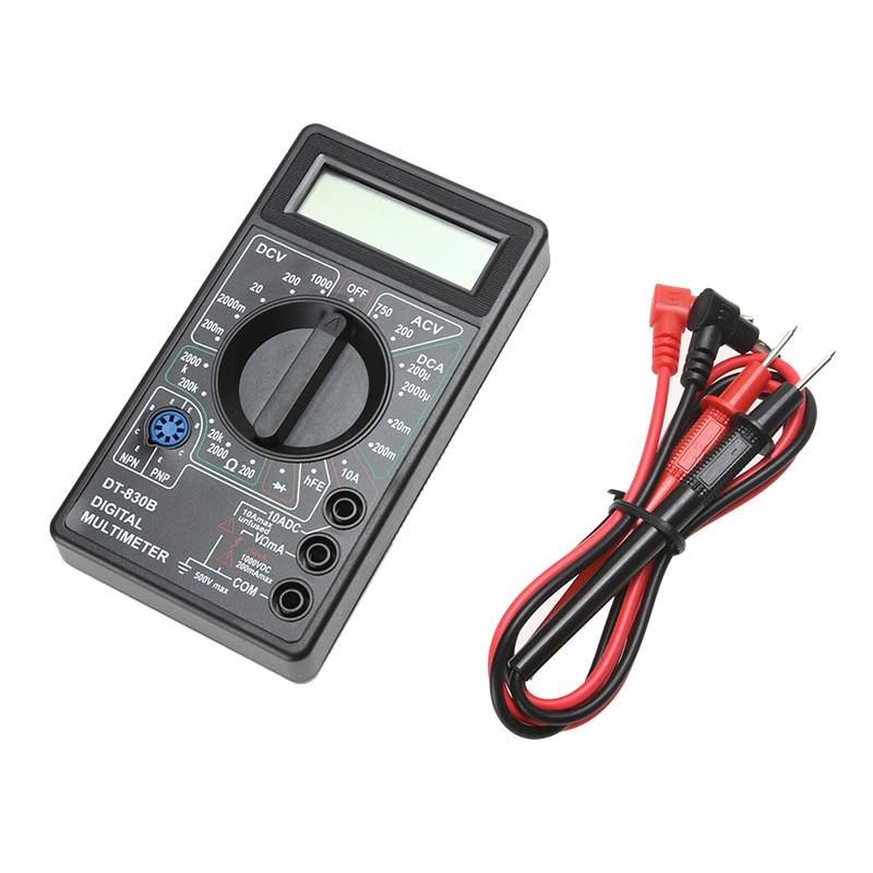 LCD Digitale Multimeter DT-830B Elektrische Voltmeter Ampèremeter - Meetinstrumenten - Foto 6