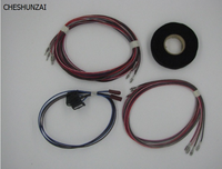 OEM VW Rear Door Stereo Speaker Upgrade Cable Harness Wire For VW Golf 6 MK6 Jetta