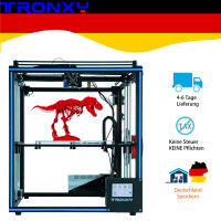 2019 NEW 3D Printer X5SA Bowden Extruder Plus Size Full Mental Off Line print Ship from Germany