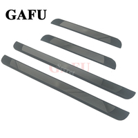 For VW Golf 4 5 6 7 GTI MK4 MK5 MK6 MK7 2004 2018 Stainless steel scuff plate door sill Car Styling Car Accessories
