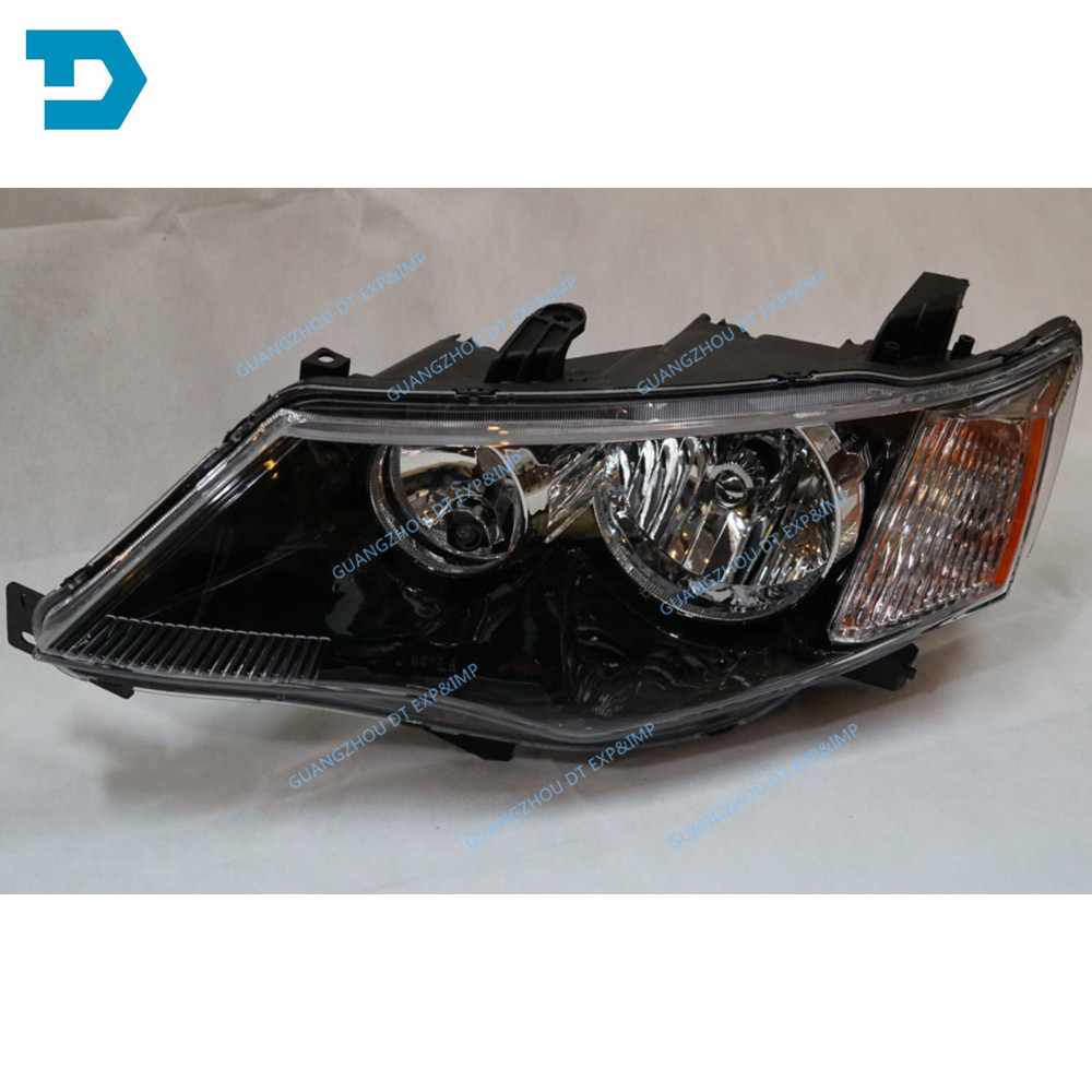 2007 2008 2009 airtrek headlight outlander head lamp without bulb all other parts available