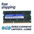 Оперативная память KEMBONA для ноутбука  оперативная память для компьютера  DDR3  1600Mzh  8 ГБ  DDR3L  1 35 в  1 35 в  память 204pin