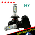 Car Headlights H7 LED H8/H11 50W 8000lm Auto Front Bulb Automobiles Headlamp 6000K Car Lighting Xenon White DRL Fog Light Bulb