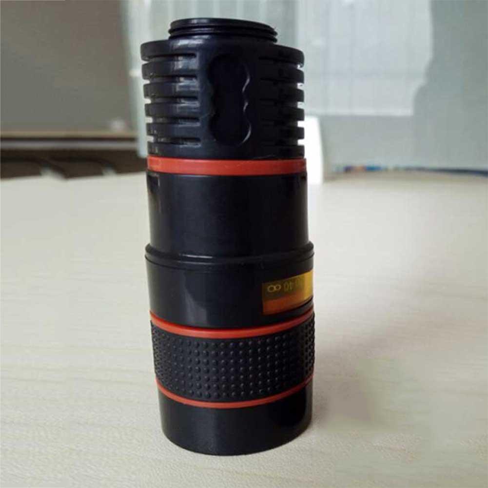 8X zoom teleszkóp lencséjű távcső fényképezés mobiltelefon - Mérőműszerek - Fénykép 2