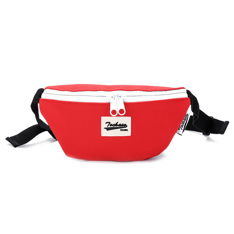 New Child Waist Fanny Bag Kids Multicolour Fashion Light Weight Waist Pack Boy Girls Mon ...