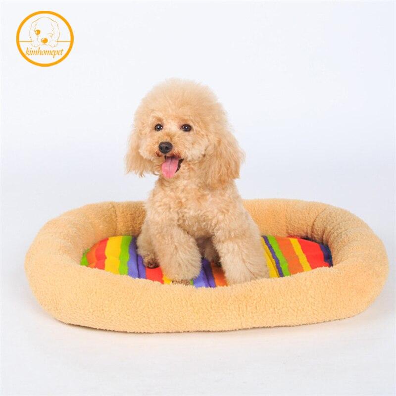Nueva Llegada Cama Del Animal Doméstico Suave Material de algodón Perros Mascota