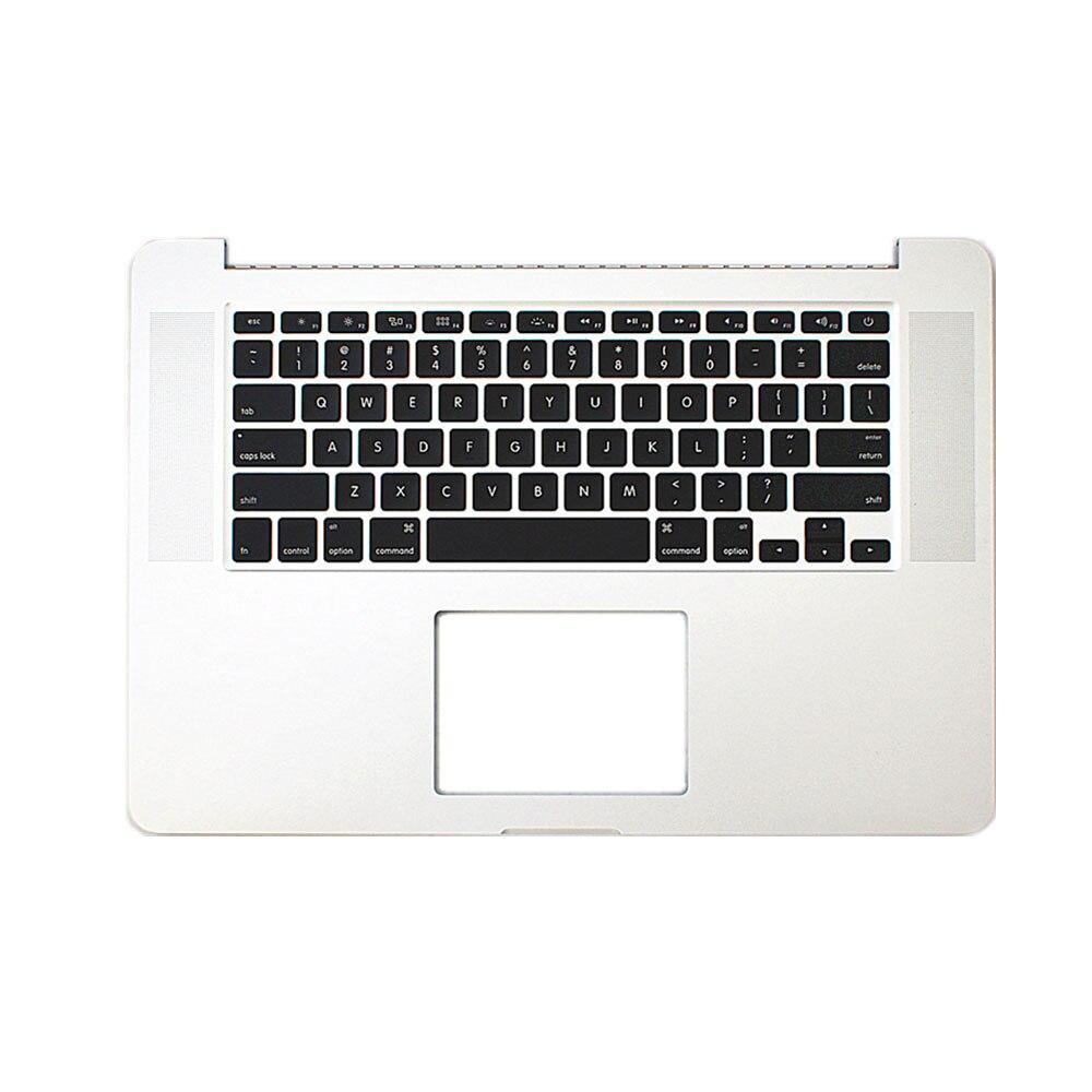 New For font b Macbook b font Pro Retina 15 A1398 2015 Top case Palmrest w