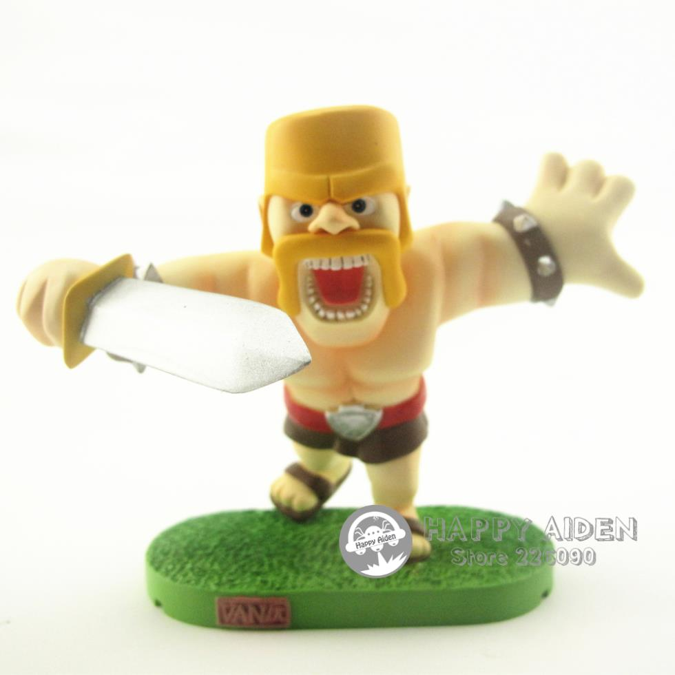 Clash Of Clans Figures
