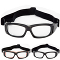 2016 Gafas de Protección Ocular de Seguridad Deportes Baloncesto Fútbol Gafas Ópticas Gafas Gafas Gafas Marco Gafas Miopía