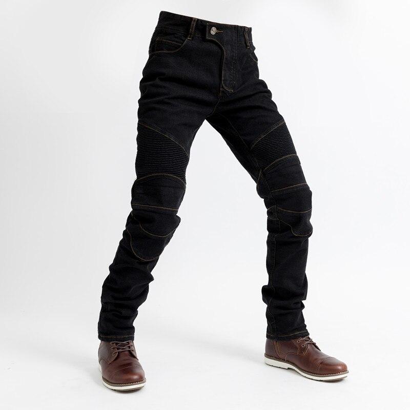 2019 nuevos pantalones clásicos de motocicleta KOMINE para hombre, pantalones de Moto, pantalones de Moto, pantalones de Motocross - 5