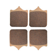 Wholesale Motorcycle Parts Copper Based Sintered Brake Pads For DUCATI 999 R (Radial mount caliper) 2003-06 Front Motor Brake Disk #FA322