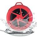 Mini portátil sem fio bluetooth speaker suporte fm radio tf para o turismo de sucção celular à prova d' água super bass 007a