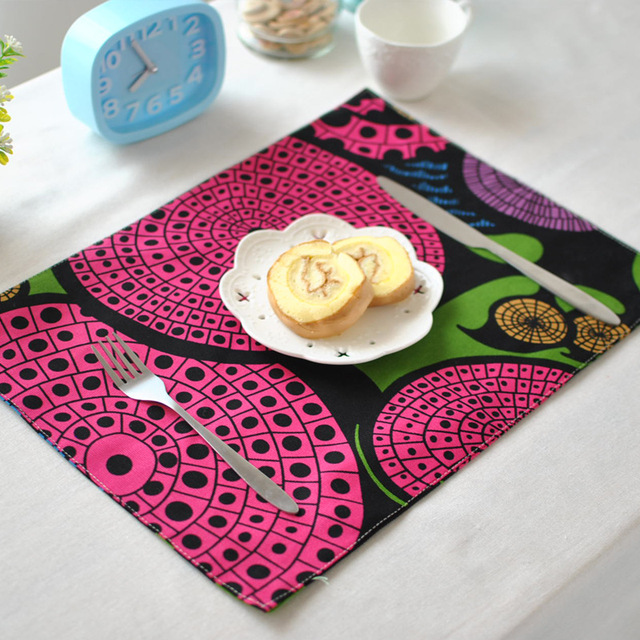 Foreign Trade European Style Creative Thermal Insulation Printing Cloth Pad  High Grade Anti Ironing Table