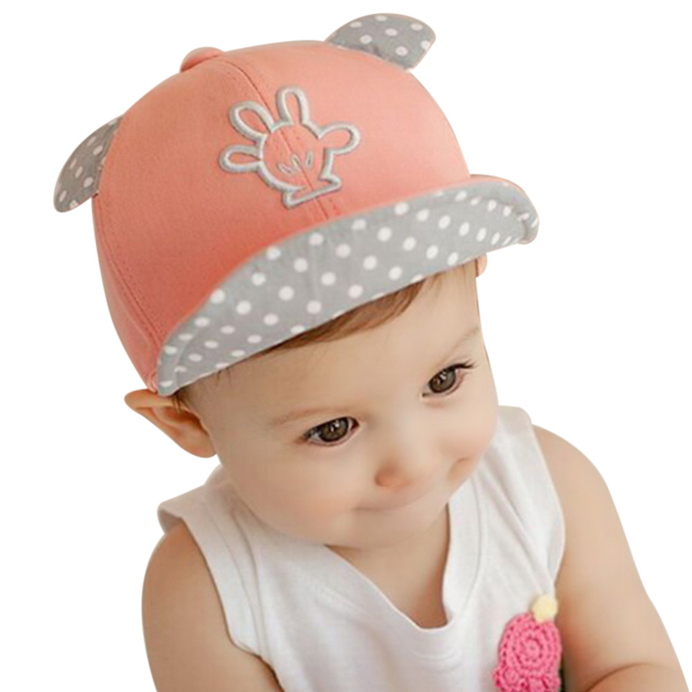 The Blue Sailing Knit hat is a great summer-time hat for your baby boy. The knitting allows it to stay warm inside during seasonal changes. Your little one stays protected from the sun, and the ties will help keep the hat on baby's head on windy days.