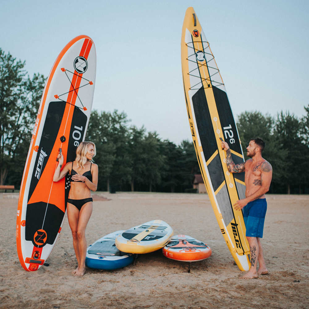 New Design Zray W1 W2 Inflatable Windsurf Sup Stand Up Paddle Board Surfing Board Surfing Aliexpress