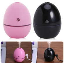 Portable Mini -Aromatherapy Portable Bottle Cap Air Ultrasonic Humidifier Mist Maker With USB Cable For Car And Home