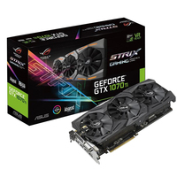 ASUS ROG STRIX GTX1070TI A8G GAMING computer game graphics card