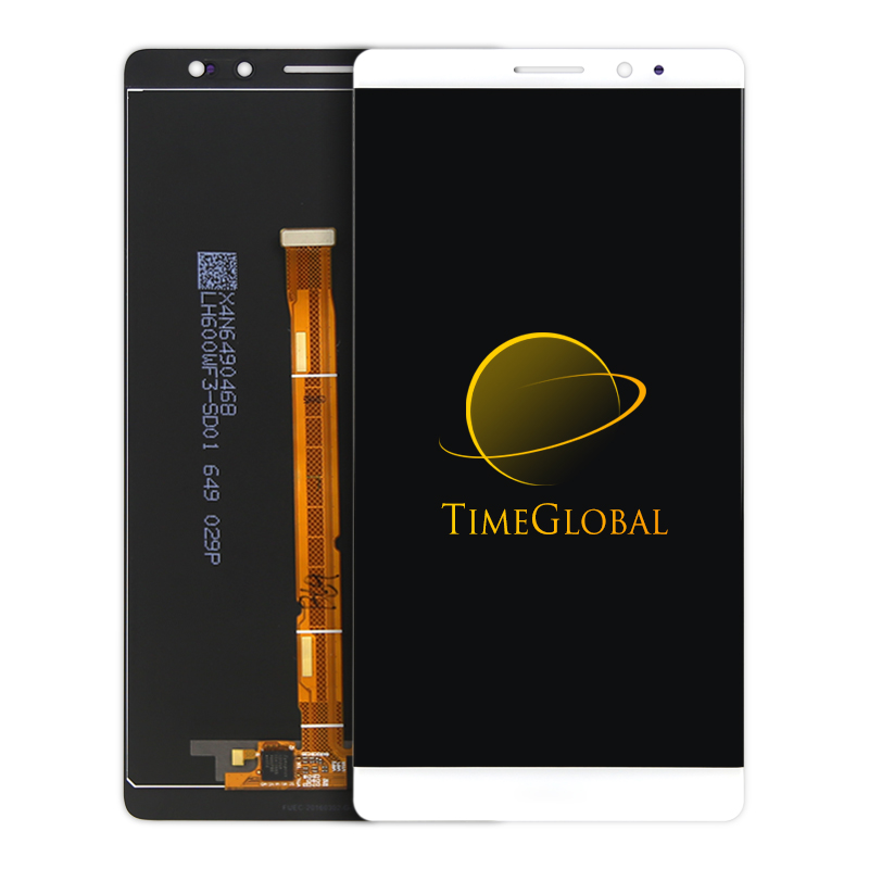10pcs Mobile phone lcd For Huawei Mate 8 LCD Display Touch Screen Digitizer Assembly Quality LCD Screen Replacement Parts