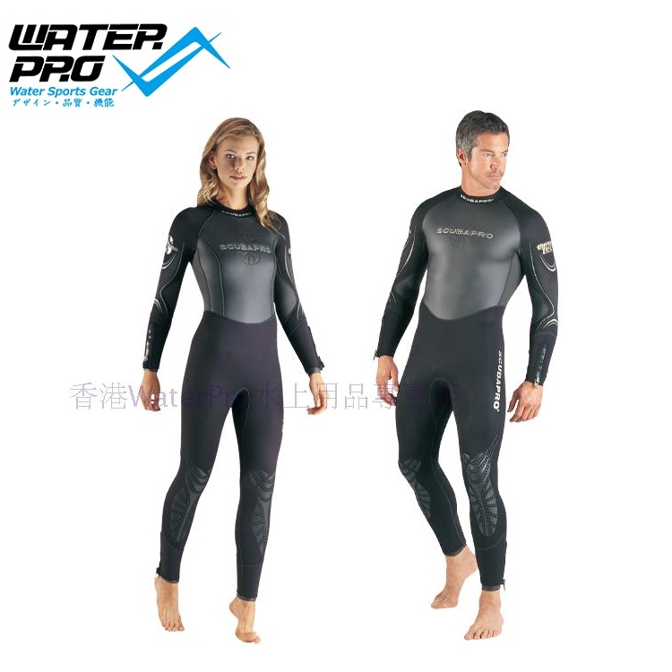 Scubapro Thermal TEC Men / Lady 5mm for Water Sports Scuba Diving Snorkeling Surfing seek thermal