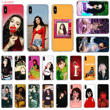 Lavaza Charli XCX Hard Phone Case for Apple iPhone 6 6s 7 8 Plus X 5 5S SE for iPhone XS Max XR Cover lavaza charli xcx hard phone case for apple iphone 6 6s 7 8 plus x 5 5s se for iphone xs max xr cover