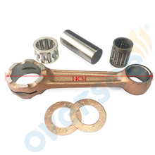 336 00040 Connecting Rod KIT ASSY For Tohatsu Nissan M NS 25HP 30HP 30 Outboard Engine