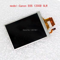 New LCD Display Screen For Canon EOS 1200D SLR Camera Free Shipping