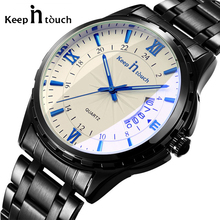 KEEP IN TOUCH Watches Men Fashion Casual