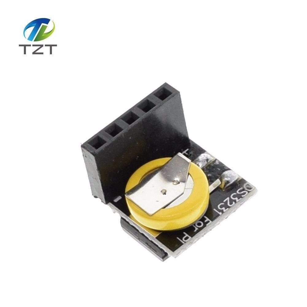 TZT Precisione DS3231 Modulo Orologio in Tempo Reale RTC DS3231 3.3 v/5 v con Batteria per Raspberry Pi per arduino Kit FAI DA TE