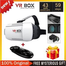 Newest Google Cardboard VR BOX I 2.0 VR For 4.7 – 6.0 inch Smartphone+Gamepad Wireless Controller Virtual Reality 3D Glasses