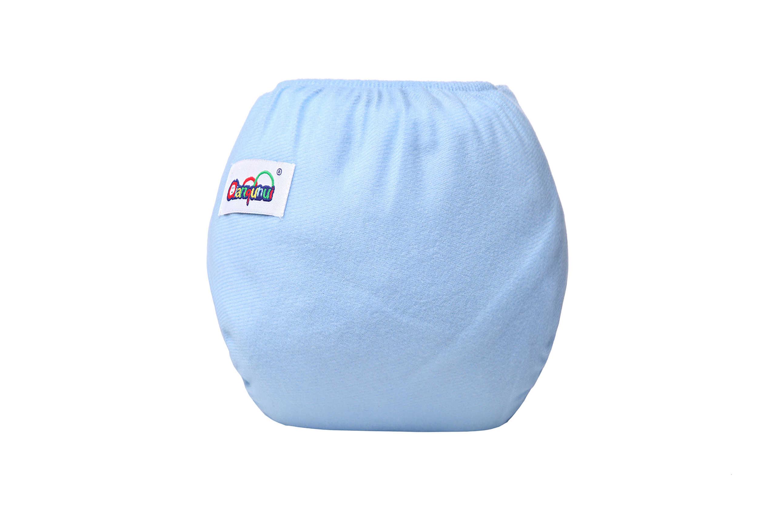 Envío gratuito 1 talla para todos los pañales de tela impermeables para bebé pañales lavables reutilizables entrenamiento pantalón pañal Fraldas pañal