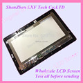 "Tablet Touch LCD Screen Assembly + Frame Black Digitizer 10.1"" For Asus Transformer Book T100 T100TA"
