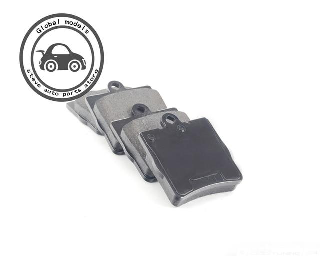 Rear Brake Pad Set Para Mercedes Benz W202 C160 C180 C200 C220 C230 C240  C270 C350