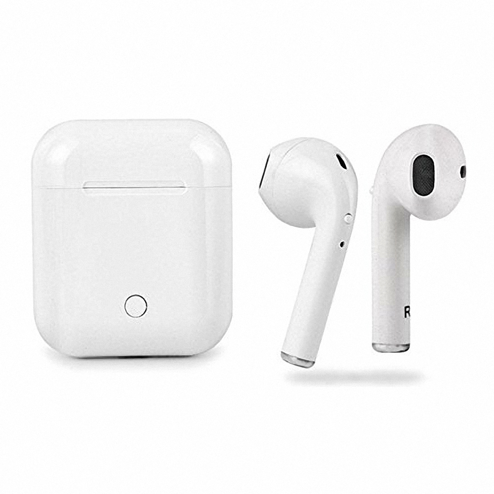 Gaoye 2 x Wireless Dual Bluetooth Earbuds Wireless Noise Cancelling Sports Stereo Earphone Headphones with Mic and Charge Case
